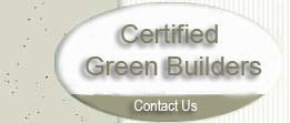 Certified Green Builders